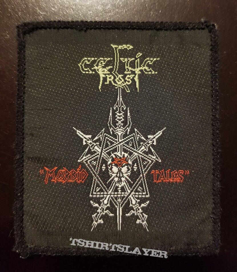 "Original Celtic Frost ""Morbid Tales"" Patch."