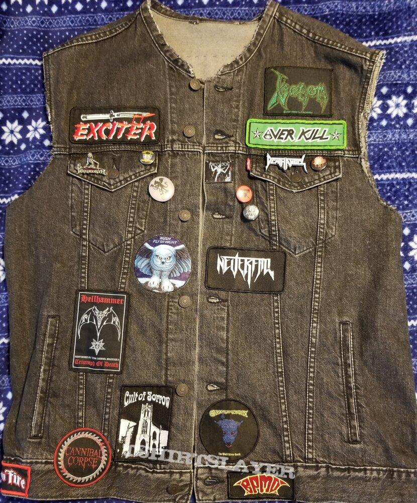 My Last Vest.