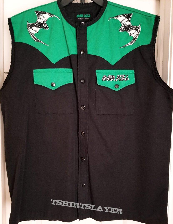 Overkill Western-style Work Shirt.