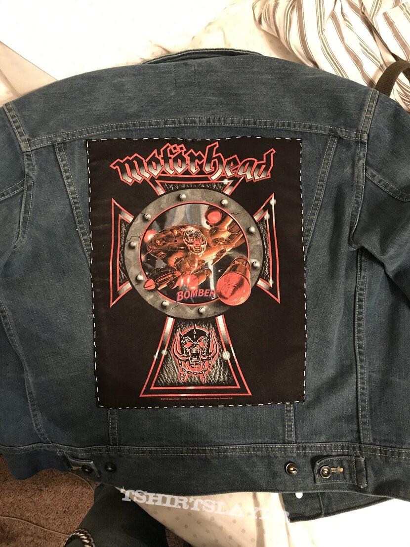 Chad's Motorhead Jacket
