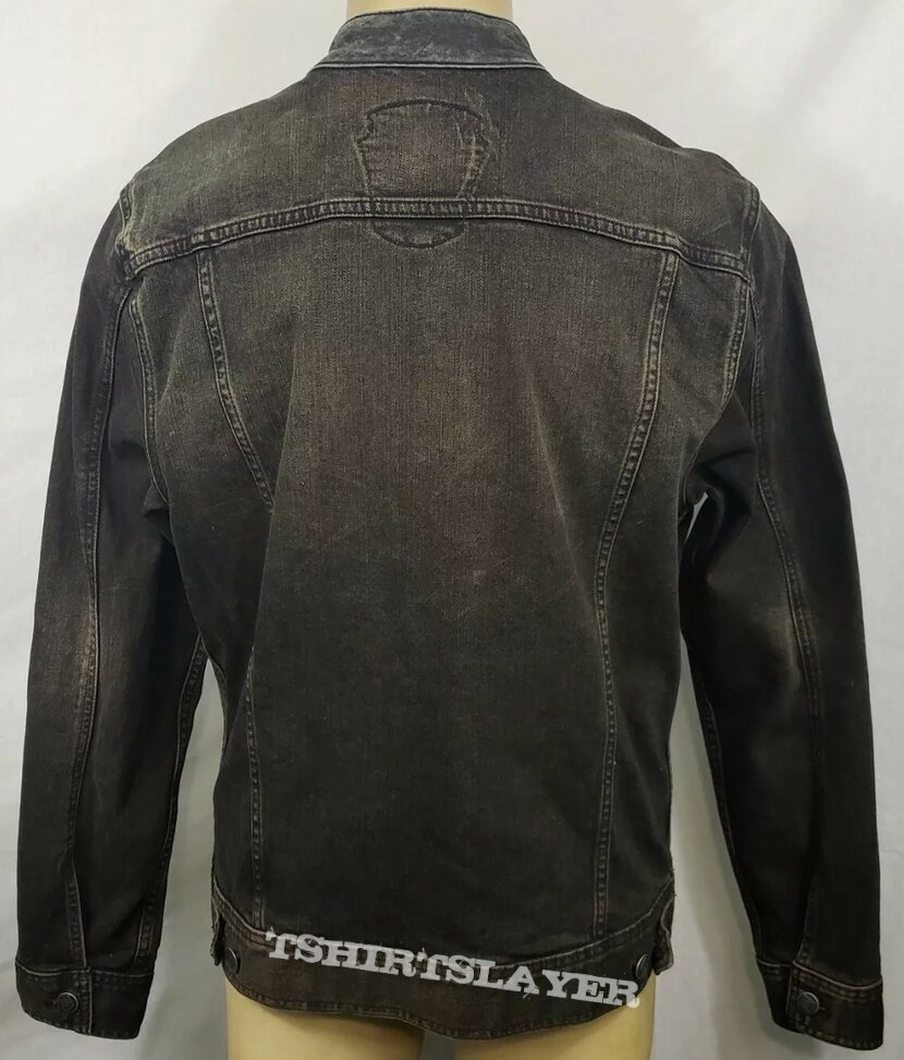 Rare XL Electric Evolution Denim Jacket