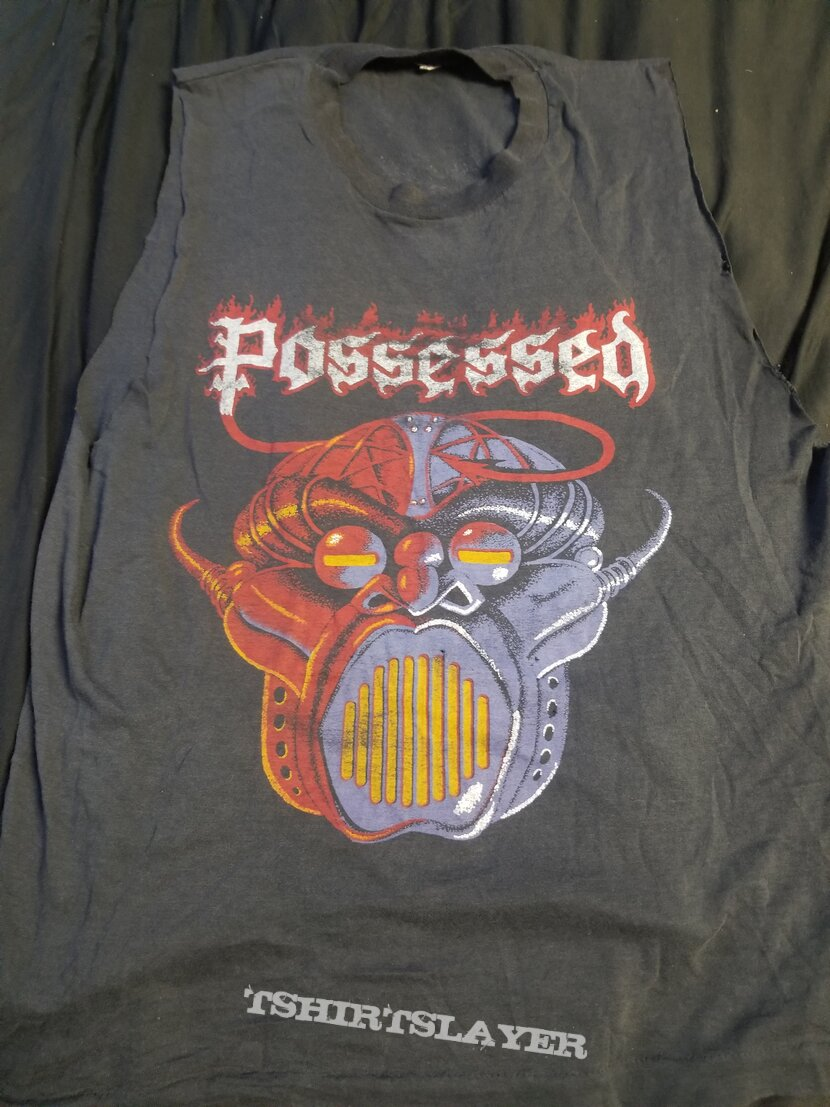 Possessed - Beyond the Gates Shirt '86