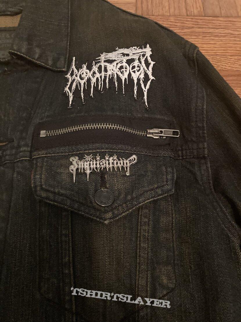 Everyday Black Metal Jacket WIP