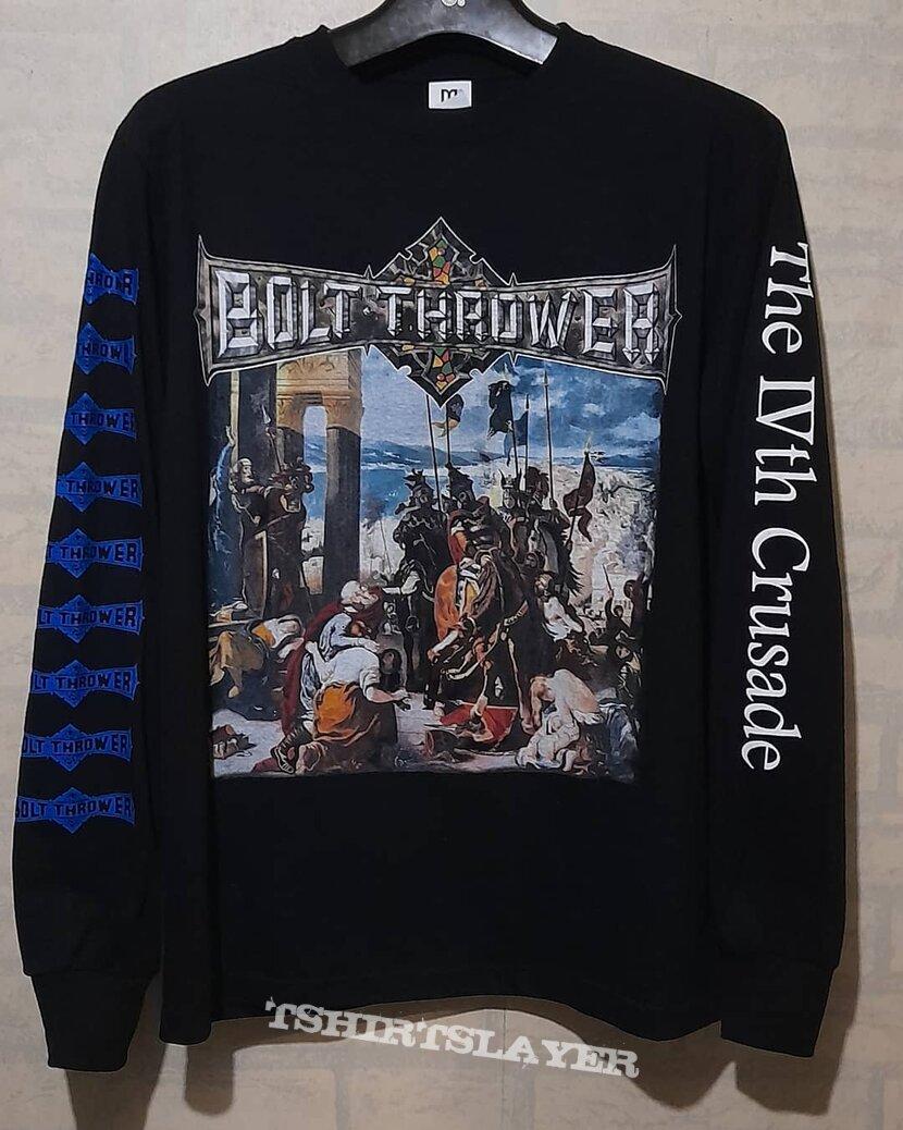 Bolt thrower IV crusade tour 94