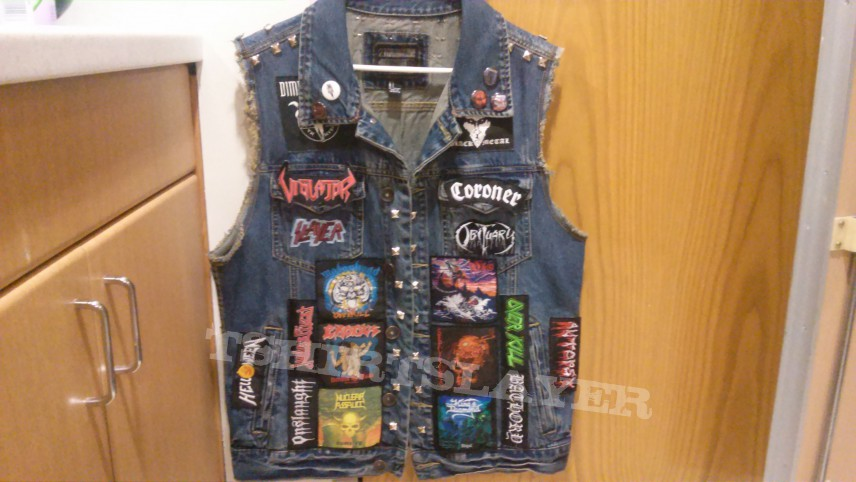 My First Vest Updated