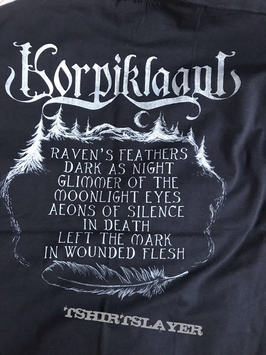 Korpiklaani shirt