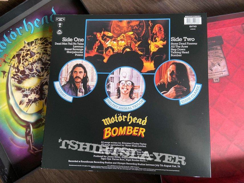 Motörhead 1979 boxset
