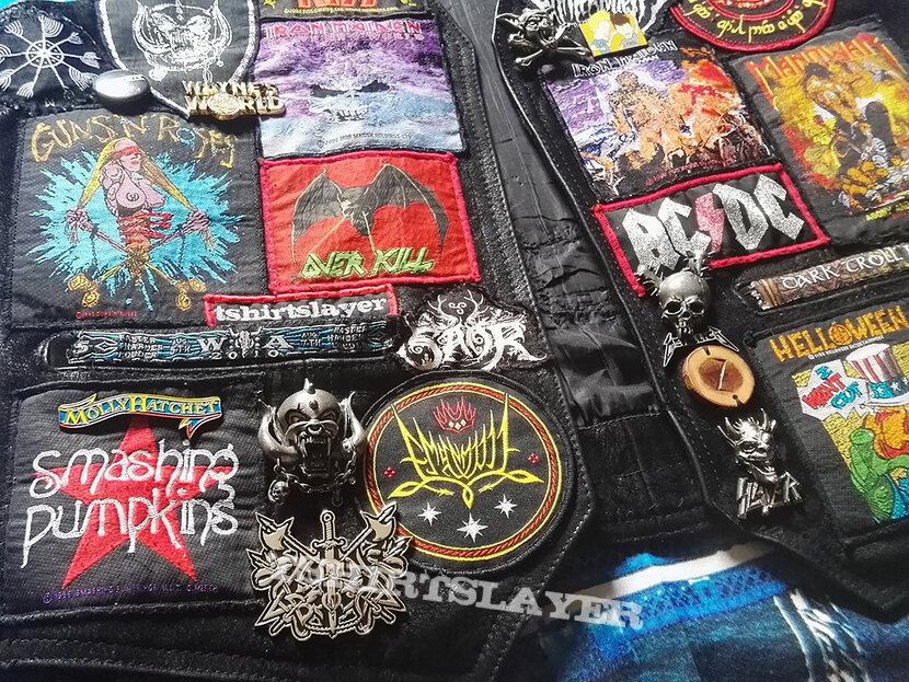 RottingChris' Battle Vest
