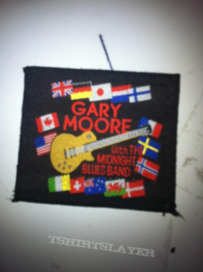 Patch - Gary Moore for Samandu