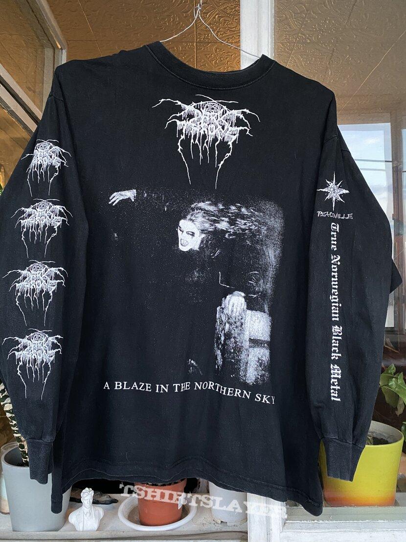 "Darkthrone 1998 Longsleeve ""A Blaze in The Northern Sky"""