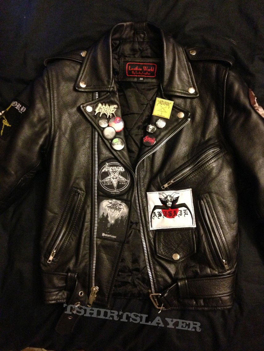 Leather Jacket (UPDATE)