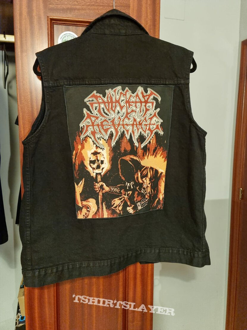 My First Battle Jacket!!! Made 2 weeks ago