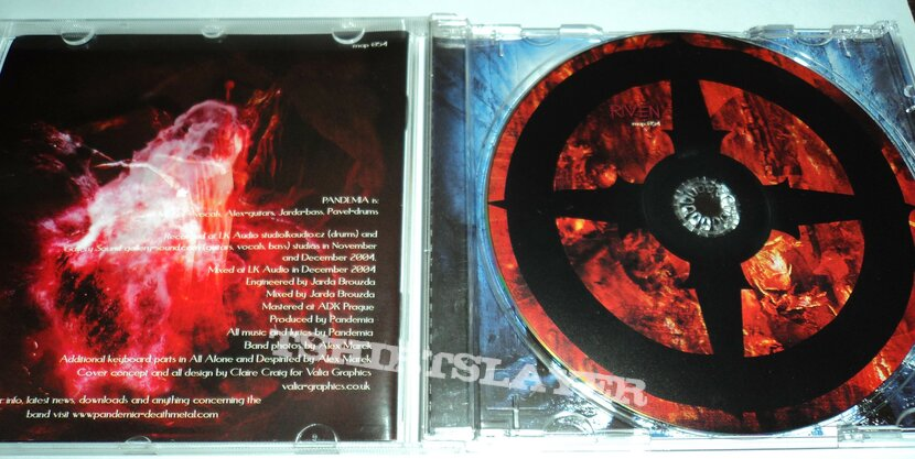 Pandemia CD - Riven