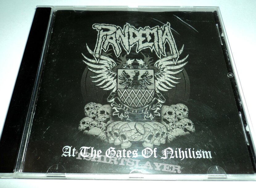 Pandemia CD - At The Gates Of Nihilism