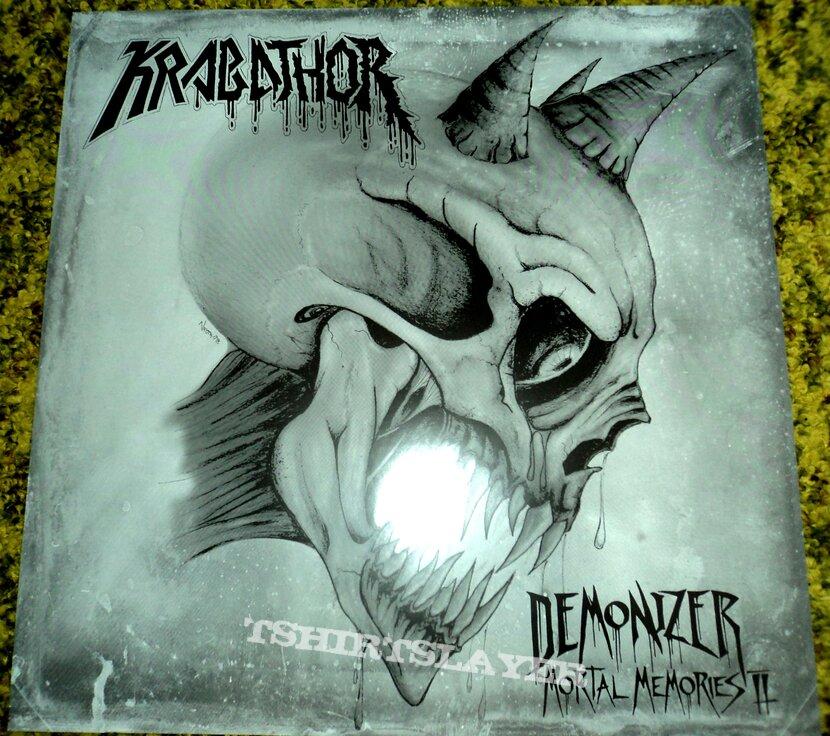 LP  Krabathor -  Demonizer / Monster Nation 2021