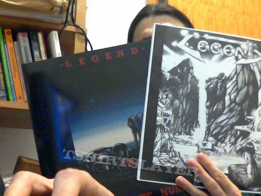 Other Collectable - Legend (UK) and Legend (US)