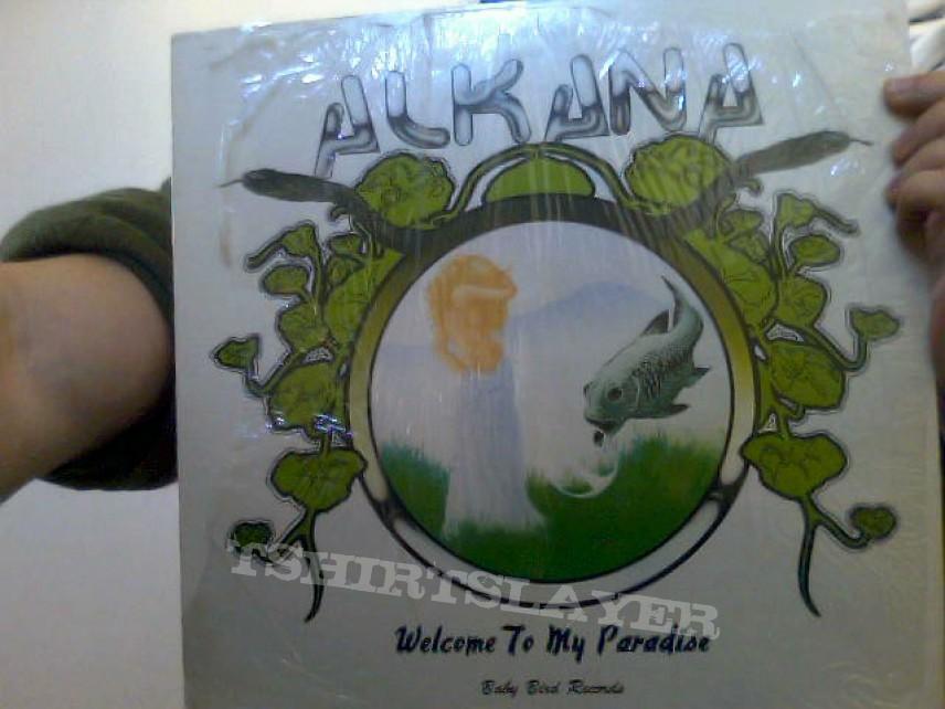 Alkana-Welcome to my Paradise