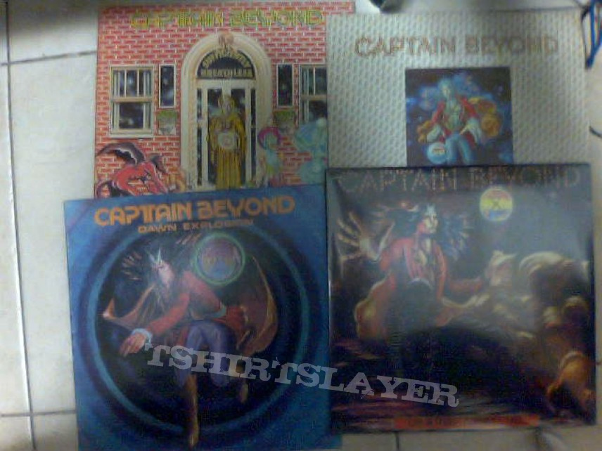 Captain Beyond collection