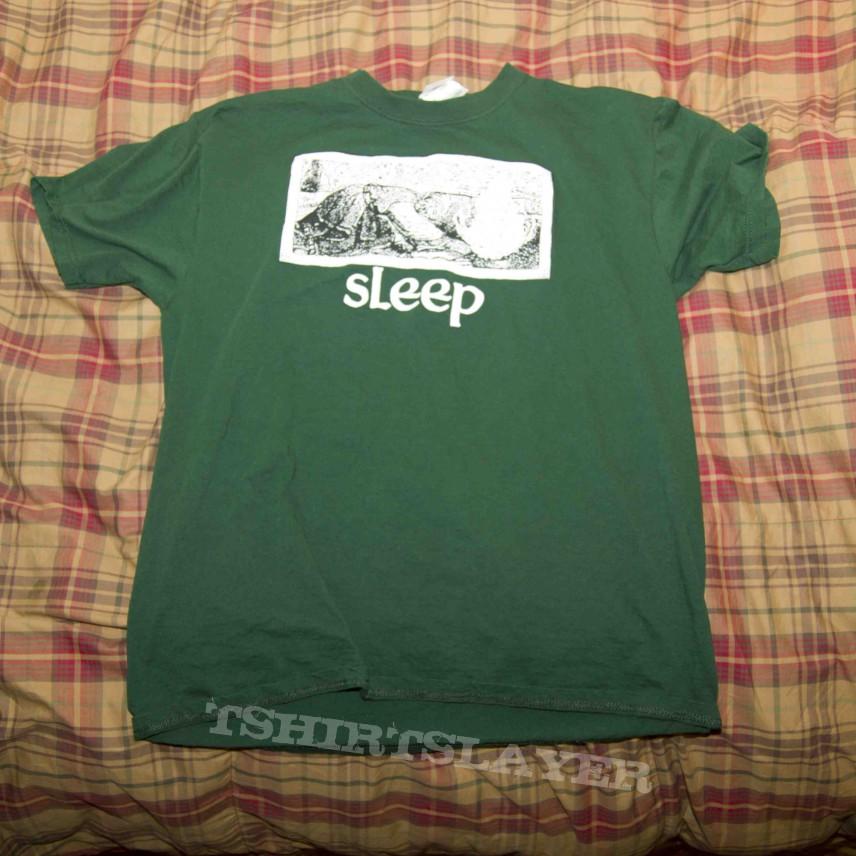 SLEEP Jerusalem Shirt | TShirtSlayer TShirt and BattleJacket Gallery