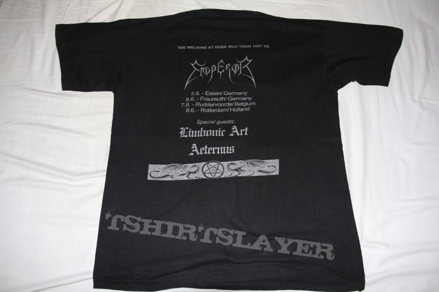 Emperor '97 tour shirt