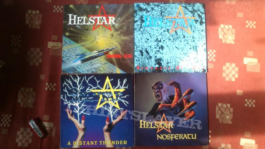 Helstar records!