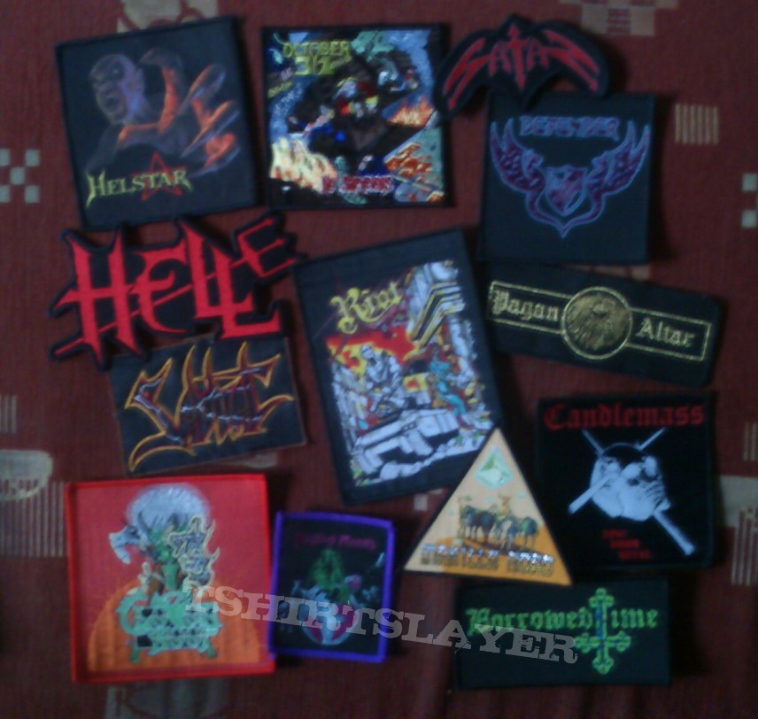 New patches!