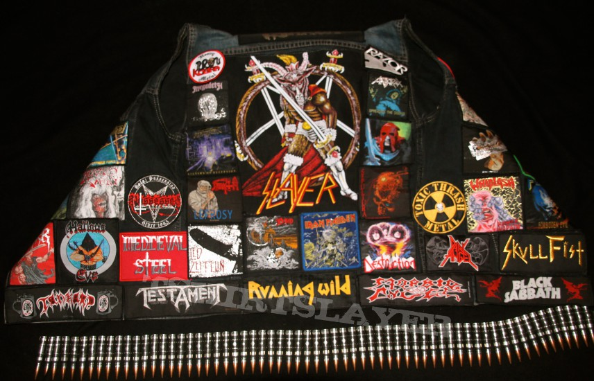 Battle Jacket - AnriWanderer's Battle Jacket