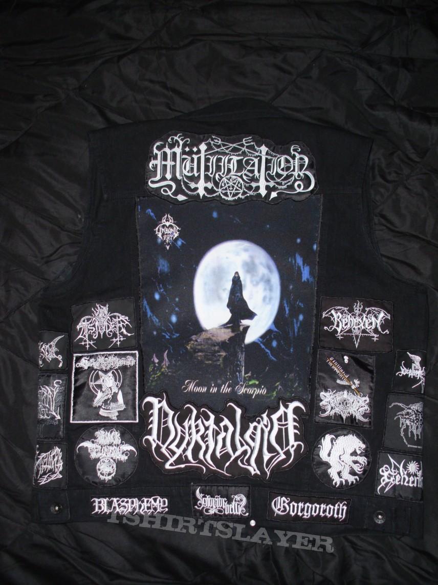 Black Battle Jacket