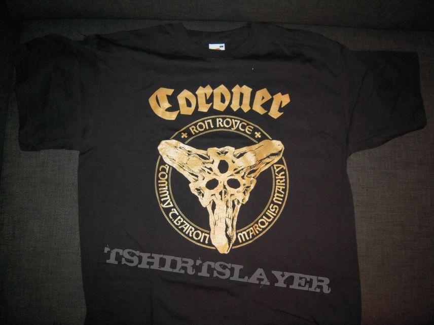TShirt or Longsleeve - Coroner