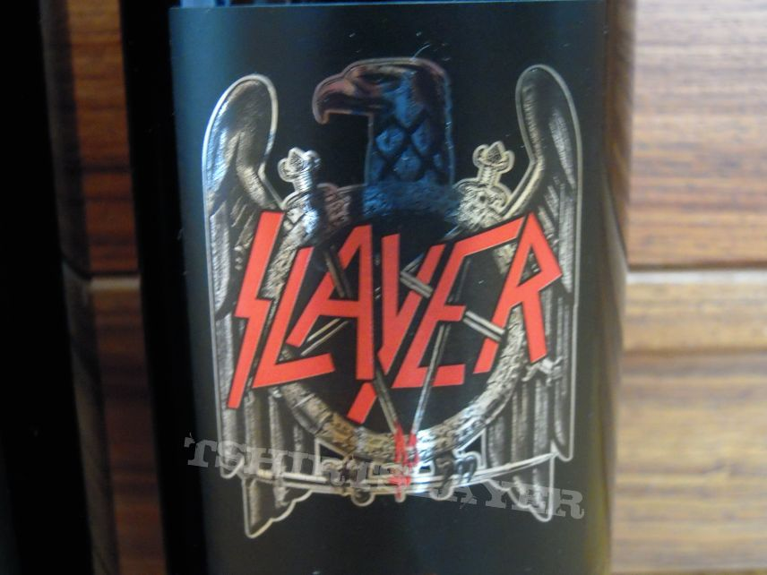 Other Collectable - Slayer  Blood Red Wine