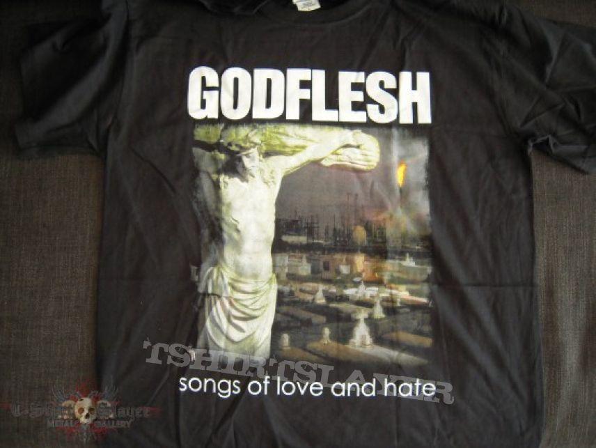 TShirt or Longsleeve - Godflesh