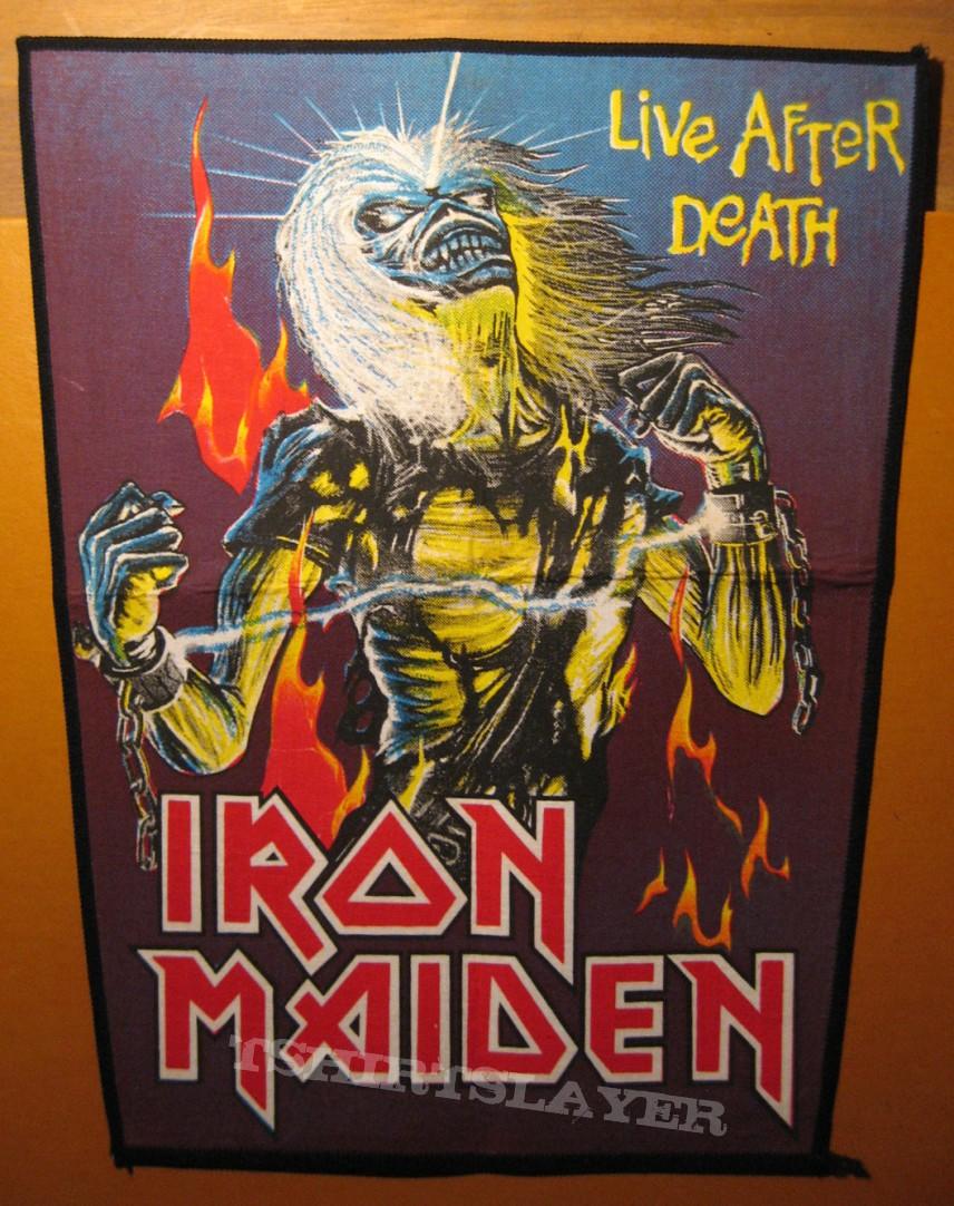 iron maiden quot the - photo #17