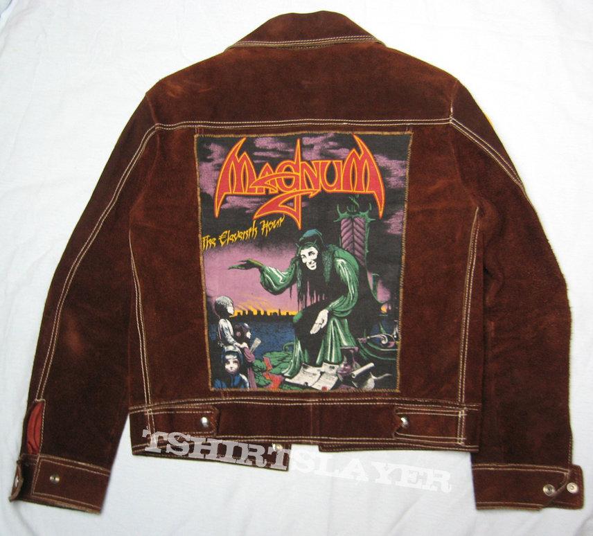 The Eleventh Hour proggy jacket
