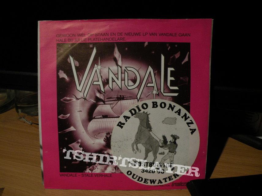 """signed Vandale- Ik heb geen zin 7"""""""