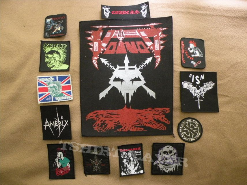 Some patches.