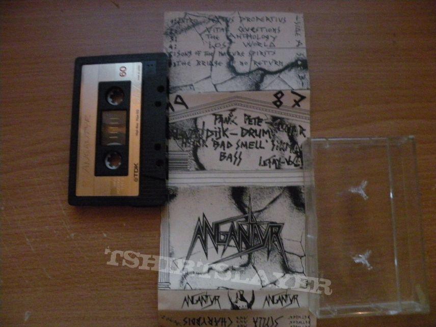 Angantyr 1987 demo
