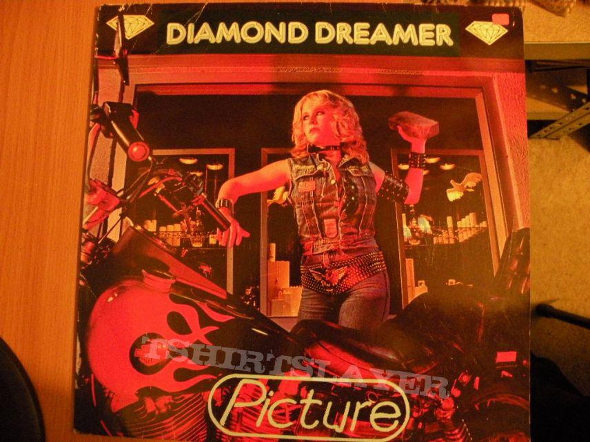 Picture- Diamond dreamer lp