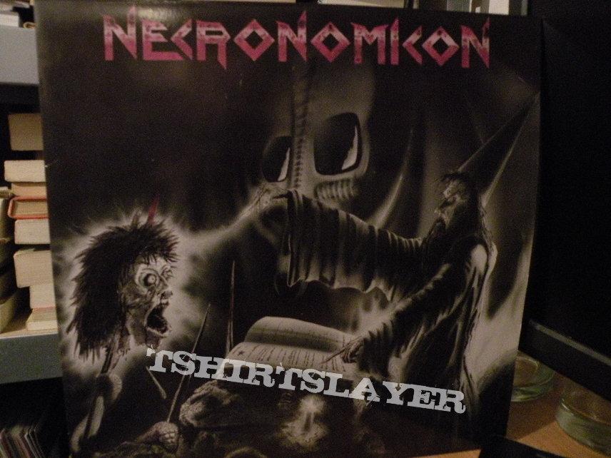 Necronomicon- Apocalyptic nighmare lp