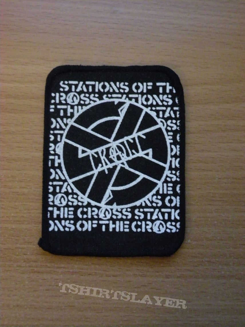 Crass- Stations of the Crass patch