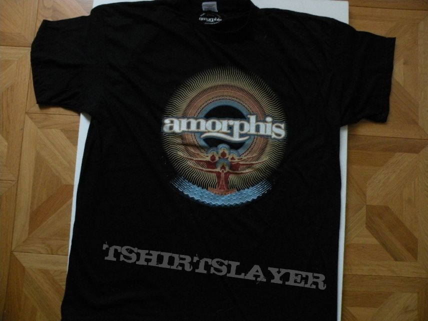 Amorphis- Under the red cloud world tour 2015-2017 shirt