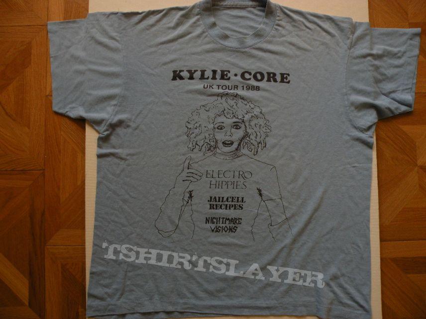 Electro Hippies 1988 tourshirt