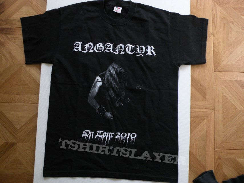 Angantyr 2010 tourshirt