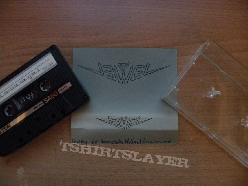 rare Jewel pre-production/ monitor mix tape
