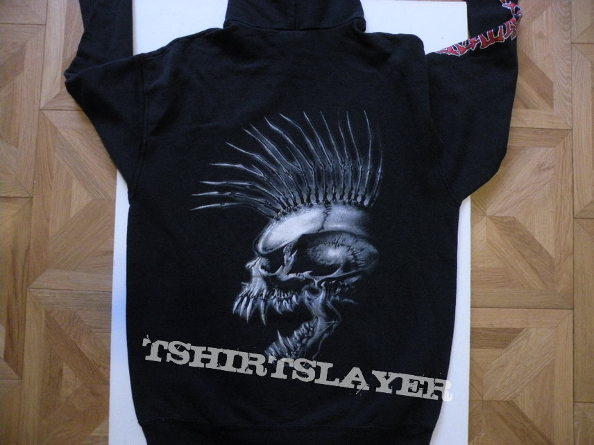 The Exploited hoodie