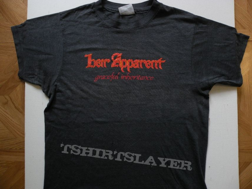 Heir Apparent- Graceful inheritance shirt