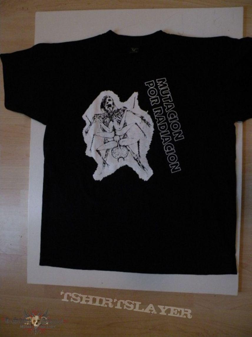 TShirt or Longsleeve - Parabellum- Mutacion por radiacion shirt