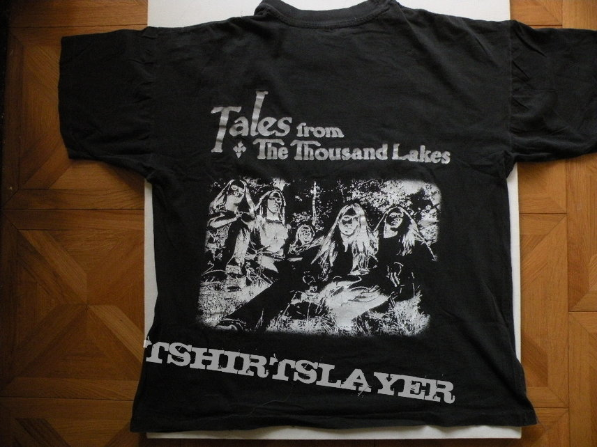 Amorphis- Tales from the thousand lakes shirt