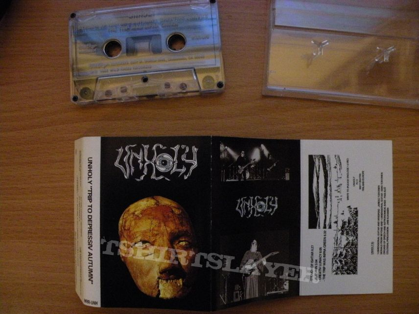 Other Collectable - Unholy- Trip to depressiv autumn demo Wild Rags version