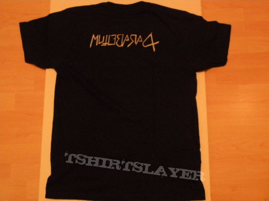 TShirt or Longsleeve - Parabellum- Sacrilegio shirt