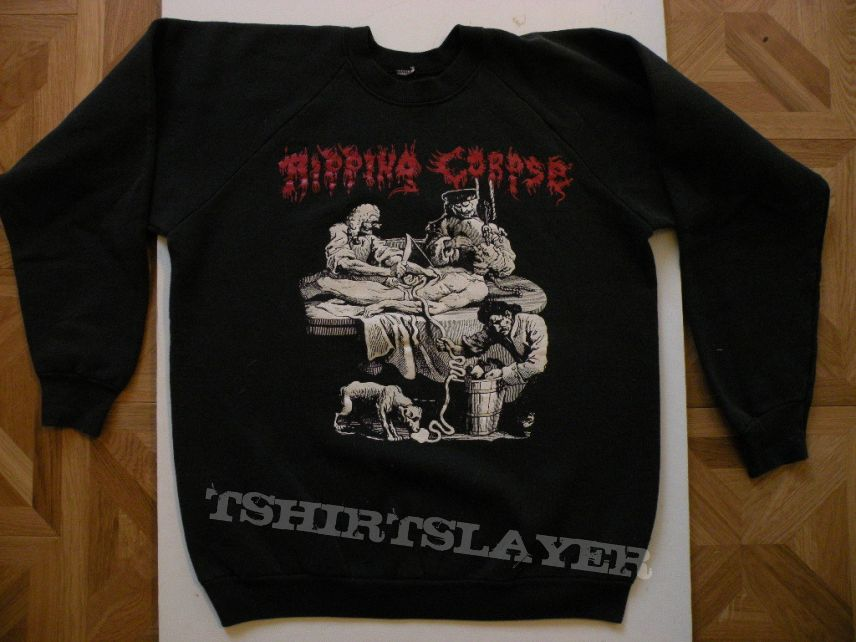 Ripping Corpse sweater